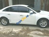Bán ô tô Chevrolet Cruze LS sản xuất năm 2014, màu trắng như mới, giá chỉ 390 triệu