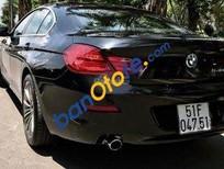 Bán BMW 6 Series 640i Gran Coupe 2014, màu đen, nhập khẩu nguyên chiếc