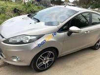 Cần bán lại xe Ford Fiesta S sản xuất 2013, màu bạc như mới, giá chỉ 350 triệu