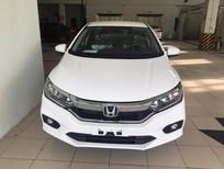 Bán ô tô Honda City 1.5Top năm 2018, màu trắng
