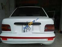 Bán xe Kia Pride sản xuất 1999, màu trắng. Giao xe ngay