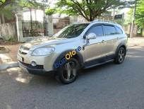 Cần bán xe Chevrolet Captiva đời 2007, màu bạc, giá 285tr