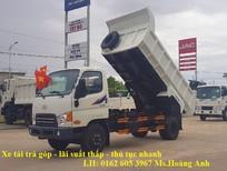 Mẫu mới xe ben, tải tự đổ ben Hyundai 6.6 tấn - model 2018 - giá tốt, LH 0948 141 170