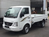 Xe tải TaTa 1T2, giá nhà máy, hỗ trợ vay 80% giá trị xe, thùng lửng