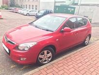 Cần bán gấp Hyundai i30 1.6AT năm 2009, màu đỏ, nhập khẩu nguyên chiếc, 365tr