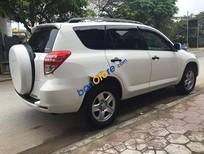 Cần bán lại xe Toyota RAV4 năm sản xuất 2009, màu trắng như mới