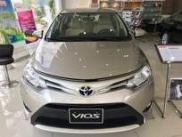 Bán Toyota Vios 1.5E năm 2018, màu bạc, giá tốt