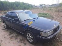 Cần bán lại xe Toyota Chaser 2.0 sản xuất năm 1990, màu đen, xe gia đình