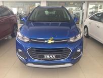 Bán Chevrolet Trax AT năm 2018, màu xanh lam, nhập khẩu nguyên chiếc giá cạnh tranh