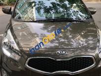 Cần bán lại xe Kia Rondo 1.7 AT năm sản xuất 2015, màu nâu như mới