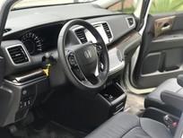 Bán xe Honda Odyssey 2.4Turbo sản xuất năm 2016, màu trắng, nhập khẩu nguyên chiếc