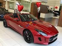 Bán xe Jaguar F-Type mui trần đầy tinh tế từ Anh Quốc