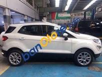 Cần bán xe Ford EcoSport Ambiente sản xuất 2018, màu trắng, 545 triệu, lh: 0918889278