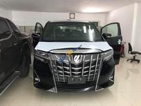Cần bán xe Toyota Alphard Executive Lounge sản xuất năm 2018, màu đen, nhập khẩu nguyên chiếc