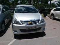 Bán Toyota Innova đời 2008 bản V số tự động, màu bạc, giá 365 triệu