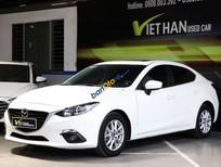 Bán Mazda 3 1.5AT năm 2015, màu trắng