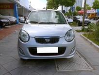 Cần bán Kia Morning MT 2012, màu bạc