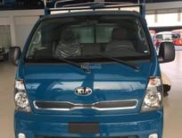 Bán xe tải Kia K200 tải 1.9 tấn vào phố, máy Hyundai D4CB, đủ các loại thùng