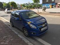 Cần bán lại xe Chevrolet Spark LT sản xuất 2016, màu xanh lam giá cạnh tranh