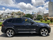 BMW X5 7 chỗ, sx 2008 nhập Đức loại cao cấp hàng full, màu xám xanh, xe có đủ đồ