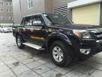 Cần bán gấp Ford Ranger XLT sản xuất 2010, màu đen, xe nhập