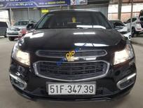 Bán Chevrolet Cruze LTZ 1.8AT màu đen VIP số tự động sản xuất cuối 2015 model 2016