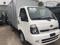Bán xe tải Kia K200 thùng kín tải trọng 1 tấn chạy nội thành.