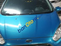 Cần bán xe Ford Fiesta 1.5 AT sản xuất 2014, màu xanh lam chính chủ, giá chỉ 445 triệu