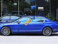 Bán ô tô Bentley Continental 6.0 AT sản xuất năm 2008, màu xanh lam, xe nhập