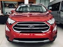 Bán xe Ford EcoSport Titanium 2018, giá cực tốt, LH: 0918889278 nhận KMĐB: BHVC, Phim, Camera,...