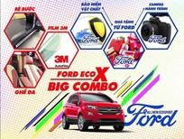 Bán xe Ford EcoSport Titanium 2018, KM: BHVC, Phim, Camera,... LH: 0918889278
