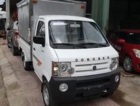Bán xe tải nhỏ Dongben thùng kín 770kg, hỗ trợ vay 90%, lãi suất ưu đãi
