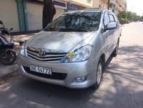 Bán Toyota Innova G sản xuất 2010, màu bạc chính chủ, giá 390tr