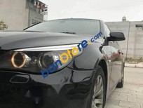 Bán xe BMW 5 Series 530i 2008, màu đen, nhập khẩu còn mới