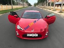 Bán xe Toyota FT 86 sản xuất 2012, màu đỏ, nhập khẩu nguyên chiếc chính chủ