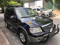 Bán Ford Escape XLT năm sản xuất 2005, màu đen số tự động
