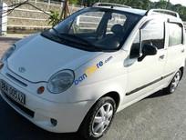 Cần bán xe Daewoo Matiz se năm 2008, màu trắng, nhập khẩu nguyên chiếc