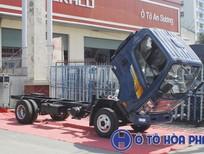 Xe tải Deahan 2,5 trả góp 85% động cơ Isuzu mạnh mẽ mà êm ái