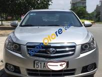 Bán ô tô Daewoo Lacetti CDX đời 2009, màu bạc, nhập khẩu