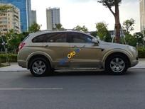 Bán Chevrolet Captiva 2.4 LTZ đời 2008, màu vàng, giá tốt