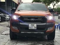 Bán xe Ford Ranger Wildtrak 3.2 L 4x4 AT 2016