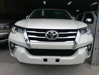 Bán xe Toyota Fortuner 2.7V 4x2 AT 2017