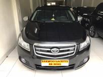 Bán xe Daewoo Lacetti SE 2010, màu đen, nhập khẩu