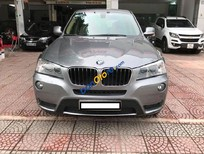 Bán BMW X3 xDrive20i năm sản xuất 2013, màu xám, xe nhập đẹp như mới