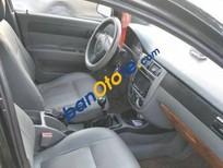 Bán xe Daewoo Lacetti SE sản xuất 2004, màu đen, giá chỉ 139 triệu
