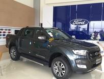 Hải Phòng, bán xe Ford Ranger nhập khẩu 1 cầu, 2 cầu, số sàn, số tự động trả góp 80%. LH: 0988587365