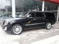 Cadillac Escalade esv Platium 2015 màu đen