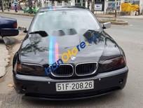 Cần bán BMW 3 Series 318i sản xuất năm 2003, màu đen như mới