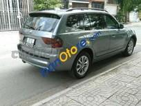 Bán xe BMW X3 2007, màu bạc, mới 98%, xe nhập