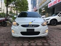 Bán Hyundai Accent năm sản xuất 2011, màu trắng, nhập khẩu nguyên chiếc số tự động